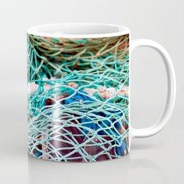 Baltic Fishing Net Sound Coffee Mug