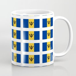 flag of Barbade-barbade,bajan,Barbadian,Bridgetown,barbados. Coffee Mug