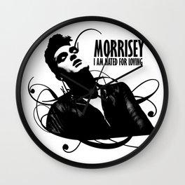 morrisey Wall Clock