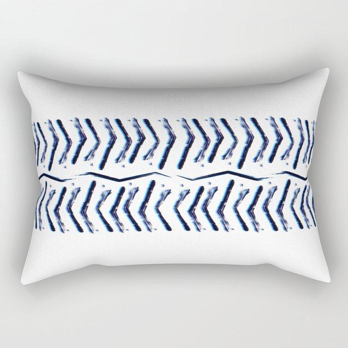 Ancient technology Rectangular Pillow