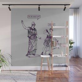 GODDESS STATUS 3D Wall Mural