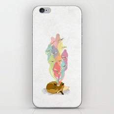 Fox Dreams iPhone & iPod Skin