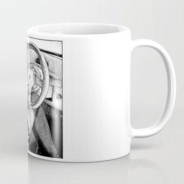 asc 717 - Le réflexe optocinétique (A wide visual field) Coffee Mug