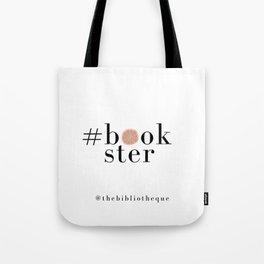 #Bookster Tote Bag
