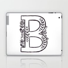 B is for Laptop & iPad Skin