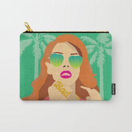 Lana Palm Trees Carry-All Pouch