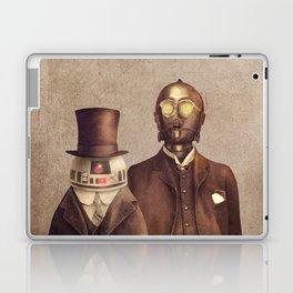 Victorian Robots Laptop & iPad Skin