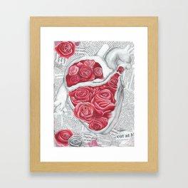 Organic Nature Framed Art Print
