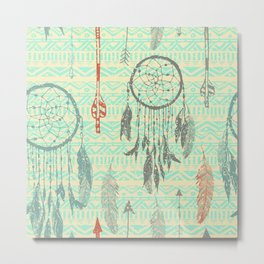 Hipster dream Metal Print