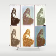Gypsies 6 Shower Curtain