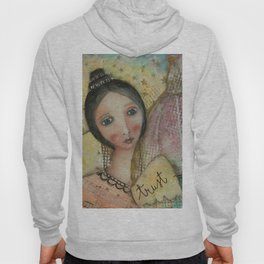 Florentine lady and the Brunelleschi dome Hoody