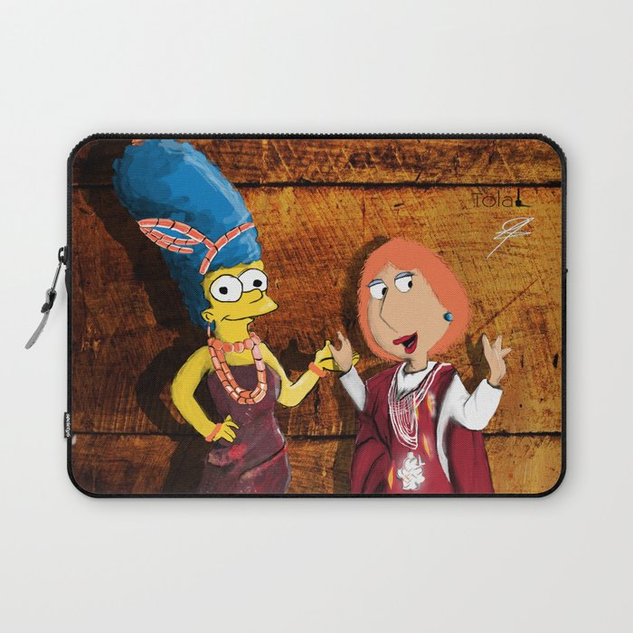 Marge Simpson And Lois