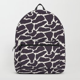 Seamless vector pattern. Abstract sylized animal skin. Backpack