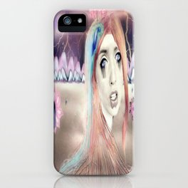 Portrait Landscaped #3 iPhone Case