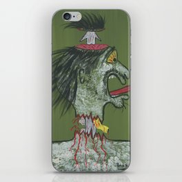 Gore iPhone Skin