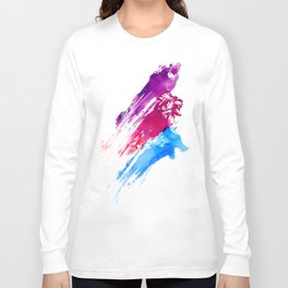 Wild colours Long Sleeve T-shirt