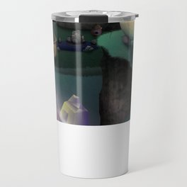 Earthbound - Greetings From Saturn Valley Travel Mug