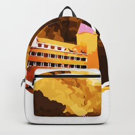 Pedagogical College of Da Lat Vietnamese National Architecture Relic Backpack