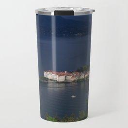 Busy Day On Lake Maggiore Travel Mug