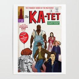 The Ka-Tet comic book cover Poster