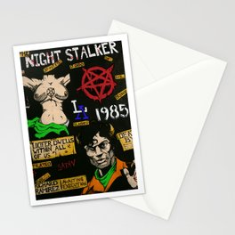 SK - 1 Night Stalker Stationery Cards