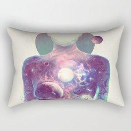 The Creation Myth Rectangular Pillow