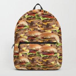 Triple Stack Attack Burger Backpack