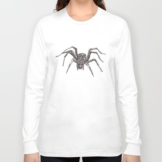 Along Came a Spider Long Sleeve T-shirt