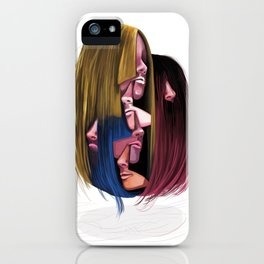 Not A Shampoo Commercial iPhone Case