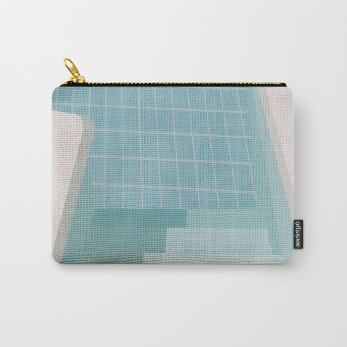 Swimming Pool Summer Carry-All Pouch