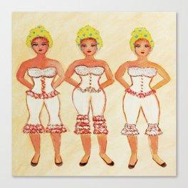 THREE SISTERS ART Canvas Print