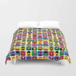 Hero Collection  Duvet Cover