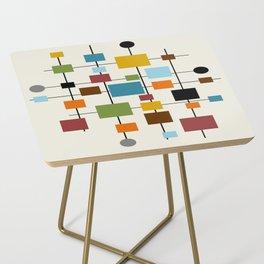 Mid-Century Modern Art 1.3 Side Table