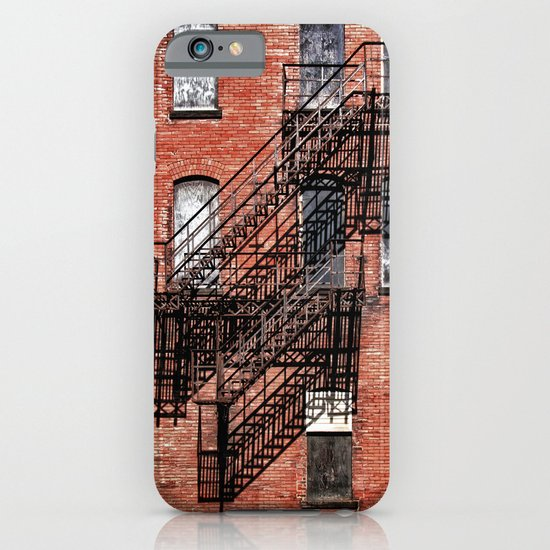 Tenement facade  iPhone & iPod Case