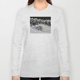 Starlit Cliffs Long Sleeve T-shirt