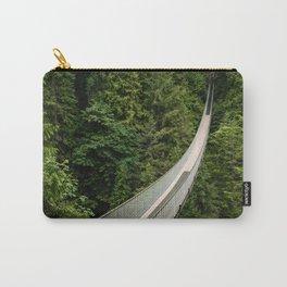 Capilano Suspension Bridge Carry-All Pouch
