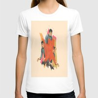 spock T-shirts featuring Spock by Iotara