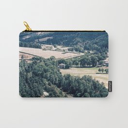 Country Home Carry-All Pouch