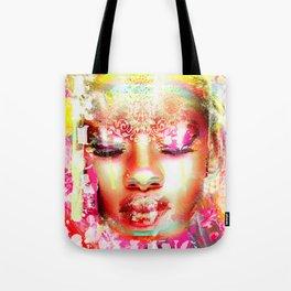 Africa calling Tote Bag