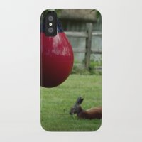 boxing iPhone & iPod Cases featuring Boxing 101 by Starr Cuevas Photography