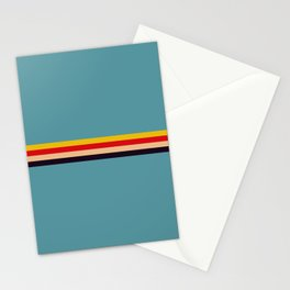 Classic Retro Thesan Stationery Cards
