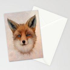 Vulpes vulpes - Red Fox Stationery Cards