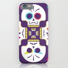 Floración Muerte iPhone 6s Slim Case
