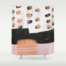 Nupastel Shower Curtain