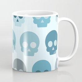 Colorful Skull Cute Pattern II Coffee Mug