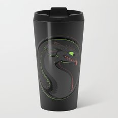 Dragon Kombat Travel Mug