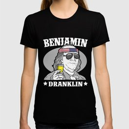 Beer Drunk alcohol pun funny gift T-shirt
