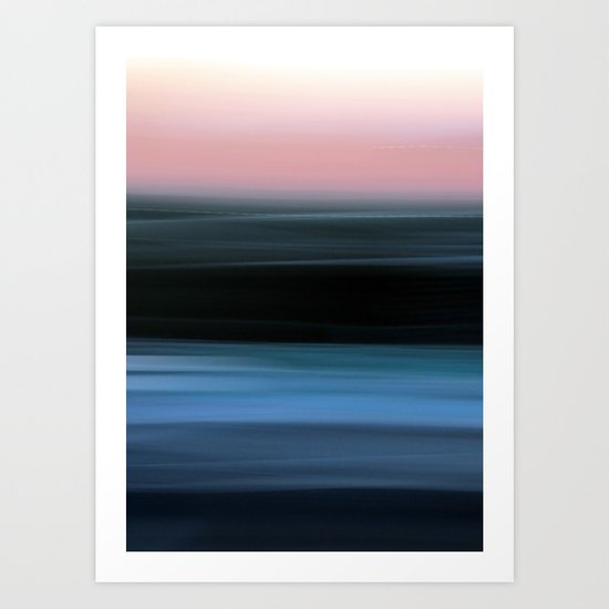 Time in Motion Art Print