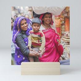 Essence of India Mini Art Print