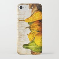 vegetable iPhone & iPod Cases featuring Vegetable II  by Angela Dölling, AD DESIGN Photo + Photo